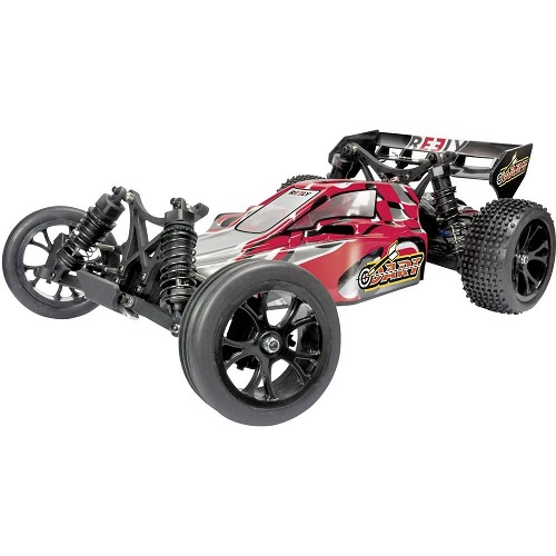 (.) Reely Buggy Dart. Brushed 1:10 2WD RC Coche Electrico RtR